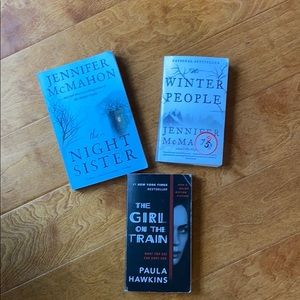 Other - Books / 2 Different Authors